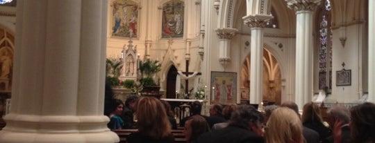 Corpus Christi Catholic Church is one of 50 Years of Baltimore Preservation Award Winners.