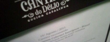 Cantina do Délio is one of O que recomendo em Curitiba.