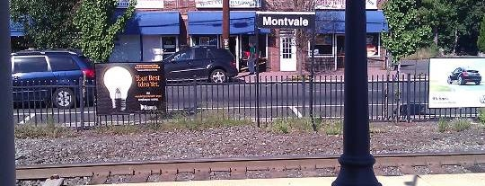 NJT - Montvale Station (PVL) is one of New Jersey Transit Train Stations.
