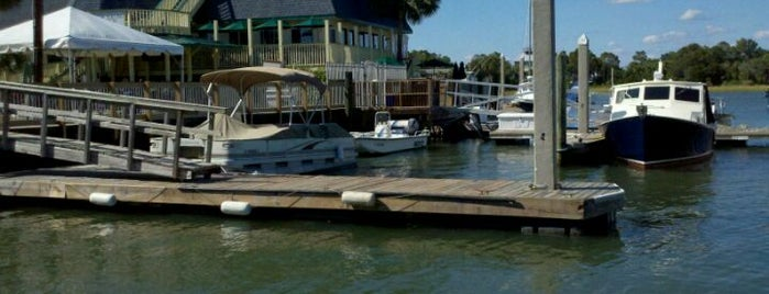 Isle of Palms Marina is one of Charleston, SC #visitUS.