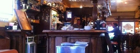 American Bar & Grill is one of «Московские новости» каждый день.