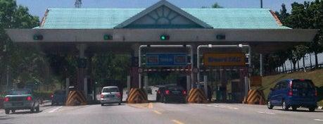Plaza Tol Ebor Utara is one of Highway & Common Road.