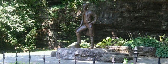 Jack Daniel's Distillery is one of Best Places to Check out in United States Pt 4.