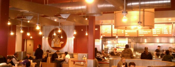 Chipotle Mexican Grill is one of Places To Eat.