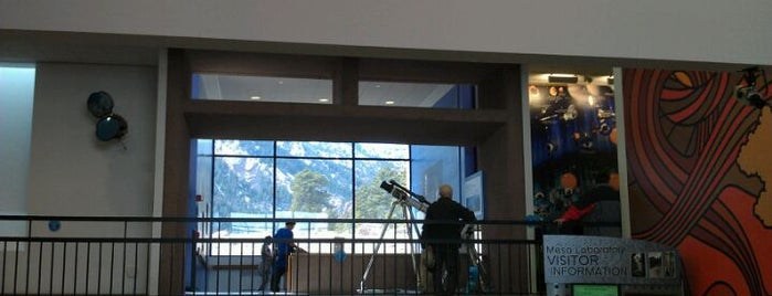 NCAR - National Center for Atmospheric Research is one of Colorado Tourism.