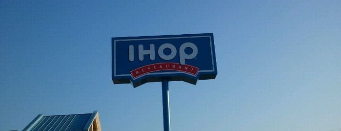 IHOP is one of 20 favorite restaurants.