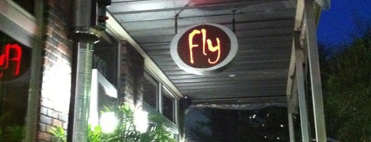Fly Bar & Restaurant is one of Lisa's List of Tampa.