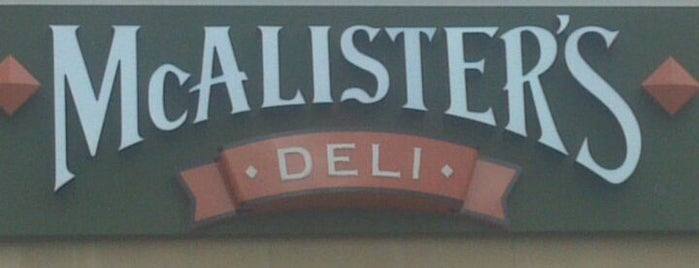 McAlister's Deli is one of Best places in Columbia, MO.