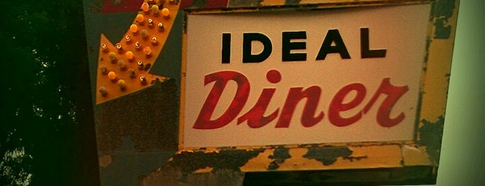 Ideal Diner is one of Diners, drive-ins, and such.