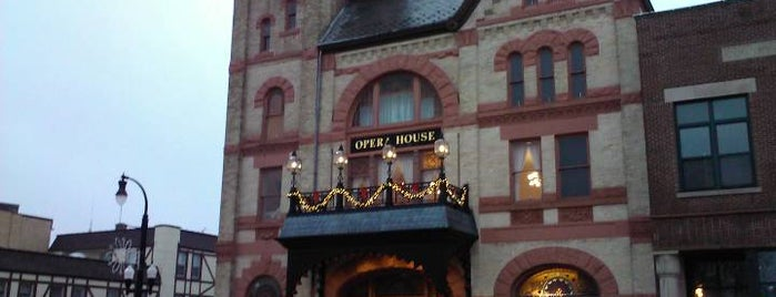 Woodstock Opera House is one of Experience the Square.