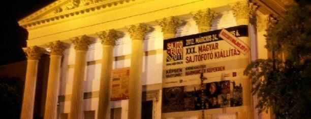 Magyar Nemzeti Múzeum is one of budapest.