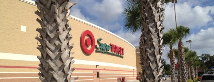 Super Target is one of Shopping.