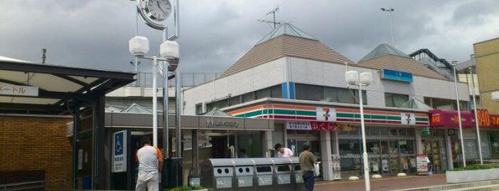 八潮PA is one of 首都高6号向島線・三郷線.