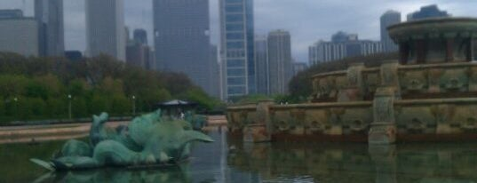 Clarence Buckingham Memorial Fountain is one of Two days in Chicago, IL.