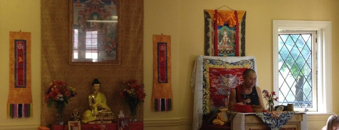 White Lotus Society is one of Sacred Sites in Upstate NY.