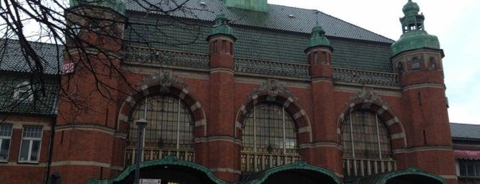 Lübeck Hauptbahnhof is one of Bahnhöfe DB.