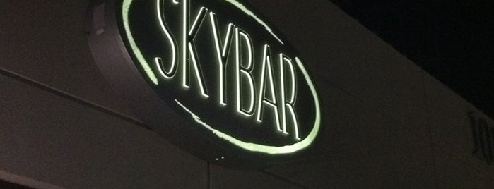 Vineyard Steakhouse and Sky Bar is one of Dallas.