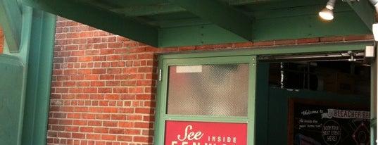 Bleacher Bar is one of BUcket List.