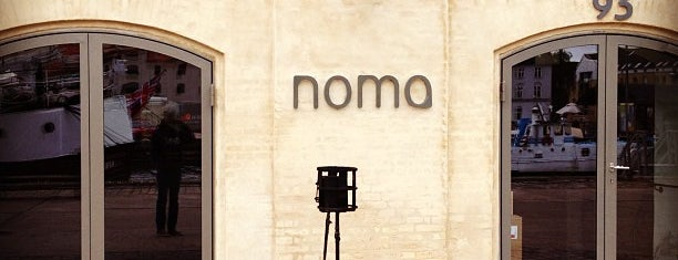 Noma is one of Fred's Copenhagen List.