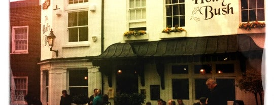 The Holly Bush is one of Best London Pubs.