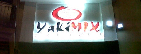 YakiMix Sushi & Smokeless Grill is one of Jojo and Toto's Food Tripping List.