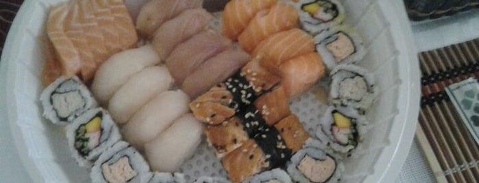 Sushi San-mi is one of 11 favorite restaurants.