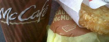 McDonald's / McCafé is one of 20 favorite restaurants.