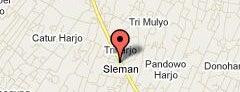 Jalan Tempel - Pakem is one of Sleman Sembodo.