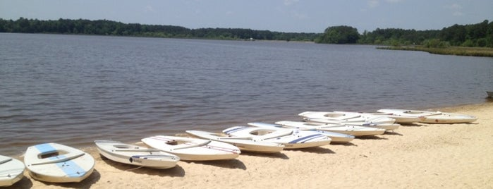 Lake Crabtree County Park is one of Raleigh's Best Parks, Greenways & Gardens.
