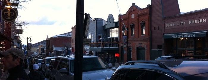 Park City Main Street is one of Top 10 favorites places in Salt Lake City, UT.