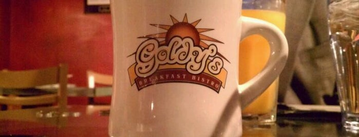 Goldy's Breakfast Bistro is one of College of Idaho.