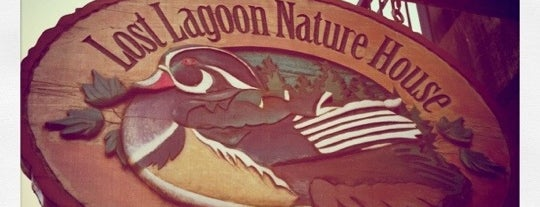 Lost Lagoon Nature House is one of Vancouver on the Cheap —Singles Edition.