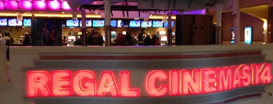 Regal Cinemas Gallery Place 14 is one of Must-visit Movie Theaters in Washington.
