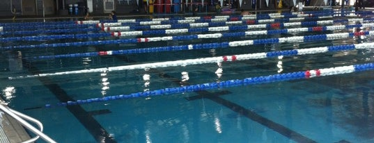 Victoria University Aquatic & Fitness Centre is one of Campuses.