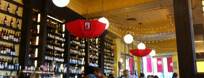 Can Can Brasserie is one of Your City Guide to RVA #VisitUS (Richmond, VA).