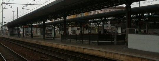 Stazione Saronno is one of Linee S e Passante Ferroviario di Milano.