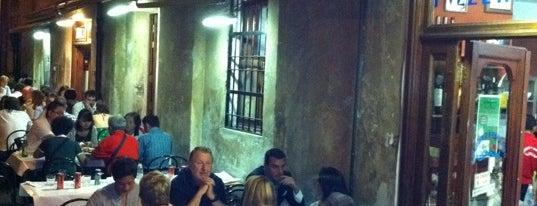 Da Baffetto is one of ristoranti Roma.