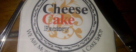 Cheese Cake Factory is one of Cheese Cake Factory in Indonesia.