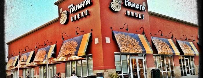 Panera Bread is one of Restaurants.