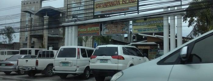 Capampangan Island is one of Restaurants.