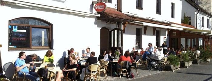Restaurace Klika is one of Nekuřácké podniky v Č.Budějovicích.