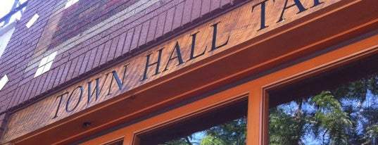 Town Hall Tap is one of Twin Cities Best Beer Spots.