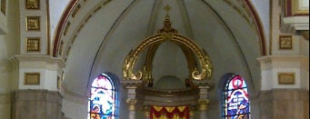 Minor Basilica of The Black Nazarene (Quiapo Church) is one of Metro Manila.