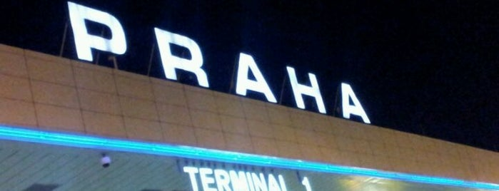 Prague Václav Havel Airport  (PRG) is one of Airports of the World.