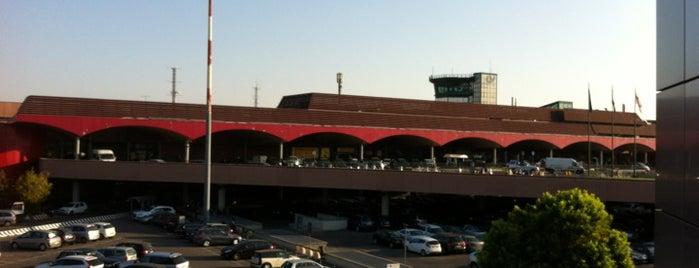"""Aeroporto di Bologna """"Guglielmo Marconi"""" (BLQ) is one of Airports of the World."""