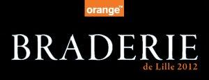 Cabine Décoiffante & Espace Fibre Orange is one of Braderie de Lille 2012.
