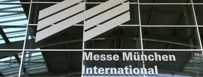 Messe München International is one of Munich And More.
