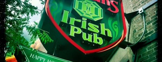 Kieran's Irish Pub is one of Must-visit Bars in Minneapolis.