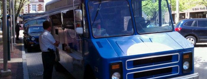 Taco Azul is one of #VisitUS #VisitCincinnati.