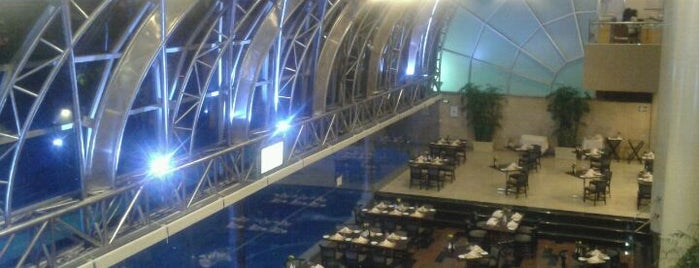 Delfines Hotel & Casino is one of Top 10 favorites places in Lima, Peru.